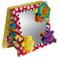 A Small Standing Mirror! A Mirror That Can Be Placed Up In Front Of Your  Baby To Encourage Head Control. I Find That The 0 3 Month Old Babies Are  Only ...